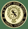 Plant High School Logo Tampa.