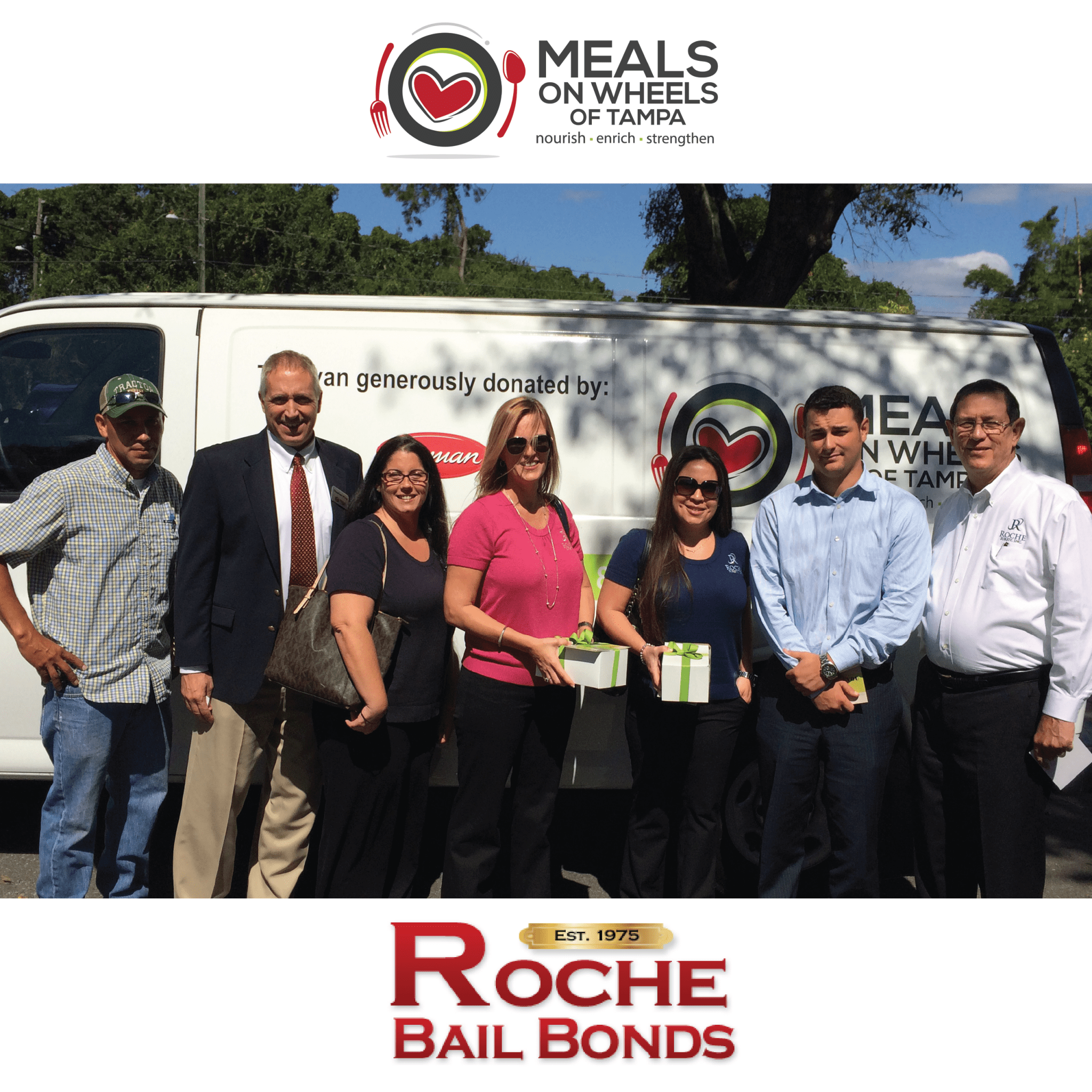 Suncoast Credit Union Locations >> Adopt-a-Route - Meals On Wheels of Tampa