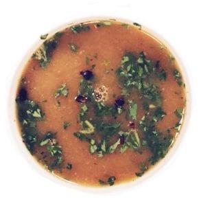 Frozen Soup