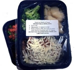Frozen Meal Pack